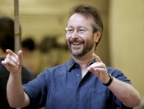 Conductor Mark Warman
